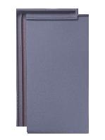 Керамічна черепиця Meyer-Holsen модель Piano колір ангоб платиново-сірий