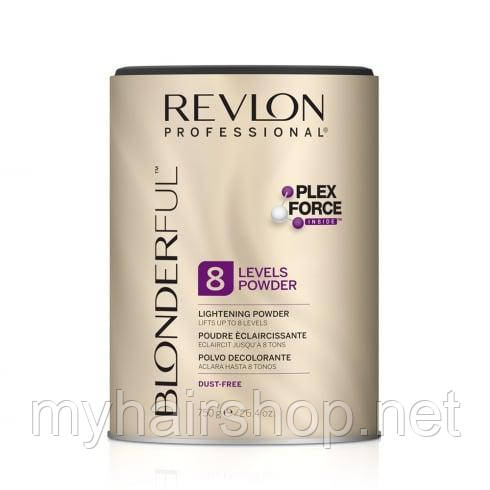 Многофункциональная осветляющая пудра (уровень 8) REVLON Blonderful 8 Lightening Powder