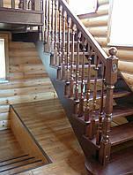 Недорогие деревянные лестницы
