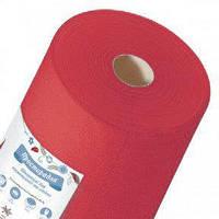 Простынь спанбонд 0,8х100 м, Панни Млада (пл. 20), красный