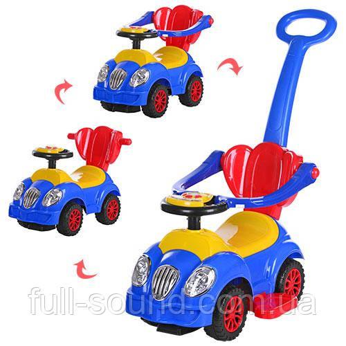 Каталка-толокар Bugatti
