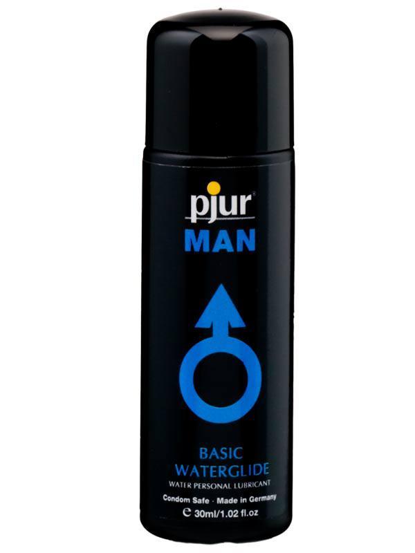 Смазка на водной основе Pjur MAN Basic Waterglide