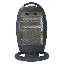 Инфракрасный обогреватель электрообогреватель Domotec MS NSB 120, черный
