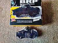 Тормозные колодки передние Citroen Berlingo 306 Partner Laguna I 1996->  (с пружинкой)(BRP1607E)