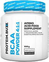 Аминокислоты BCAA POWDER 4:1:1 500 г Вкус: fresh fruit