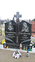 2.4. Памятник гранитный двойной