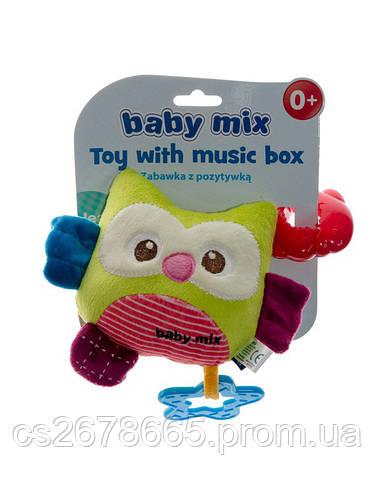 Подвеска муыкальная Сова 1636 Baby Mix