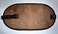 Пояс овальный ионизирующий из верблюжьей шерсти, фото 1