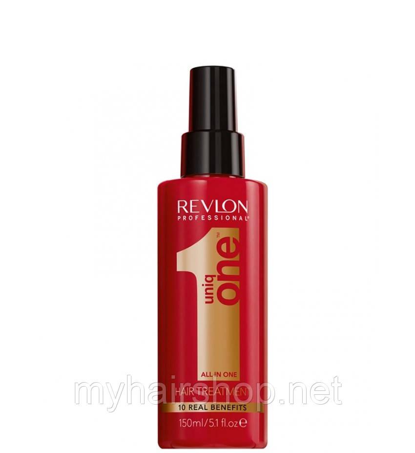 Спрей-маска несмываемая Revlon Professional Uniq One All in One Hair Treatment 150 мл