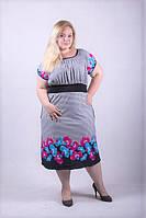 Сукні жіночі літні батал. 48-60 розміри.