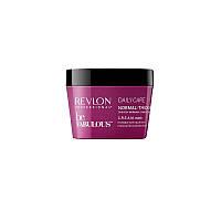 Revlon Professional Be Fabulous C.R.E.A.M. Mask Маска для нормальных и густых волос 200мл