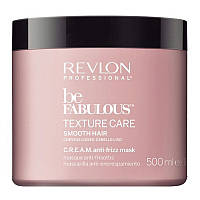 Revlon Professional Be Fabulous Smooth Hair Mask Разглаживающая маска для волос 500мл