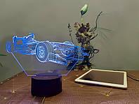 """Детский ночник - светильник """" Автомобиль 32 """" 3DTOYSLAMP, фото 1"""