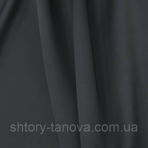 Блэкаут для штор, чёрный