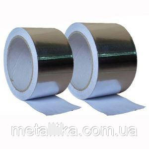 Лента алюминиевая (фольга) 50мм*50м