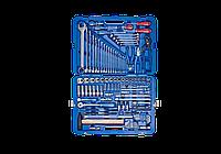 """Набор инструментов универсальный 128 ед. 1/4""""+1/2"""" King Tony 7528MR"""