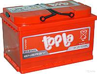 Автомобильный аккумулятор Topla Energy 75Ач 750А (0) R
