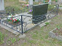Оградка на кладбище, С-4, фото 1