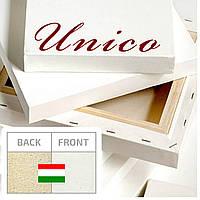 Холст грунтованный на подрамнике Unico, среднее зерно, итальянский хлопок от 91 80х150 см