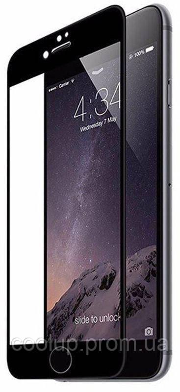 Защитное стекло Rock 3D Tempered Glass Screen Protector with Soft Edge iPhone 7 Black