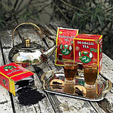 Чай черный среднелистовой рассыпной Akbar Do Ghazal 200g, фото 3
