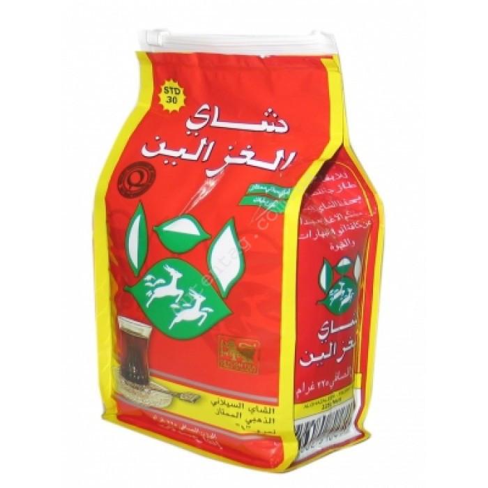 Чай черный среднелистовой рассыпной Akbar Do Ghazal 200g
