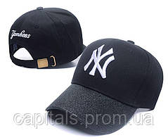 "Кепка MLB New York Yankees Snapback ""Black/White"""