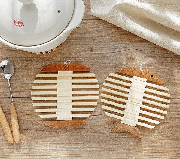 Подставка под горячее Бамбук ( подставка для горячей посуды )