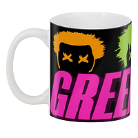 Кружка GeekLand Green Day Грин Дей #05