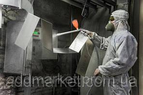 Порошкове фарбування металу