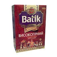 Чай Батик Высокогорный BОР 100 гр.