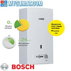 Газовая колонка Bosch Therm 4000 O WR 10-2P
