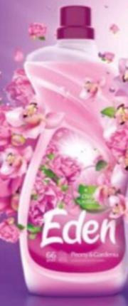 Кондиционер для белья Eden Peony&Gardenia 2 л, фото 2