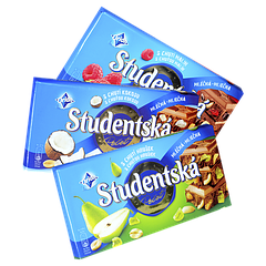 Шоколад Studentska