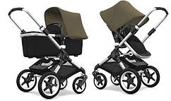 Коляска Bugaboo Fox Olive Green