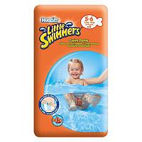 Подгузники-трусики «Little Swimmers», 5-6 (12-18 кг), 11 шт.