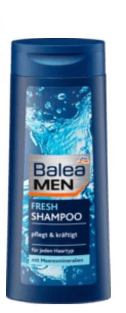 Шампунь Balea Fresh 300 мл