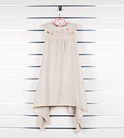 Платье для девочек Инди из 100% лен, фото 1