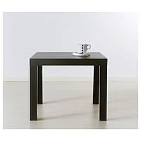 Журнальный столик LACK черный 55х55 (200.114.08)