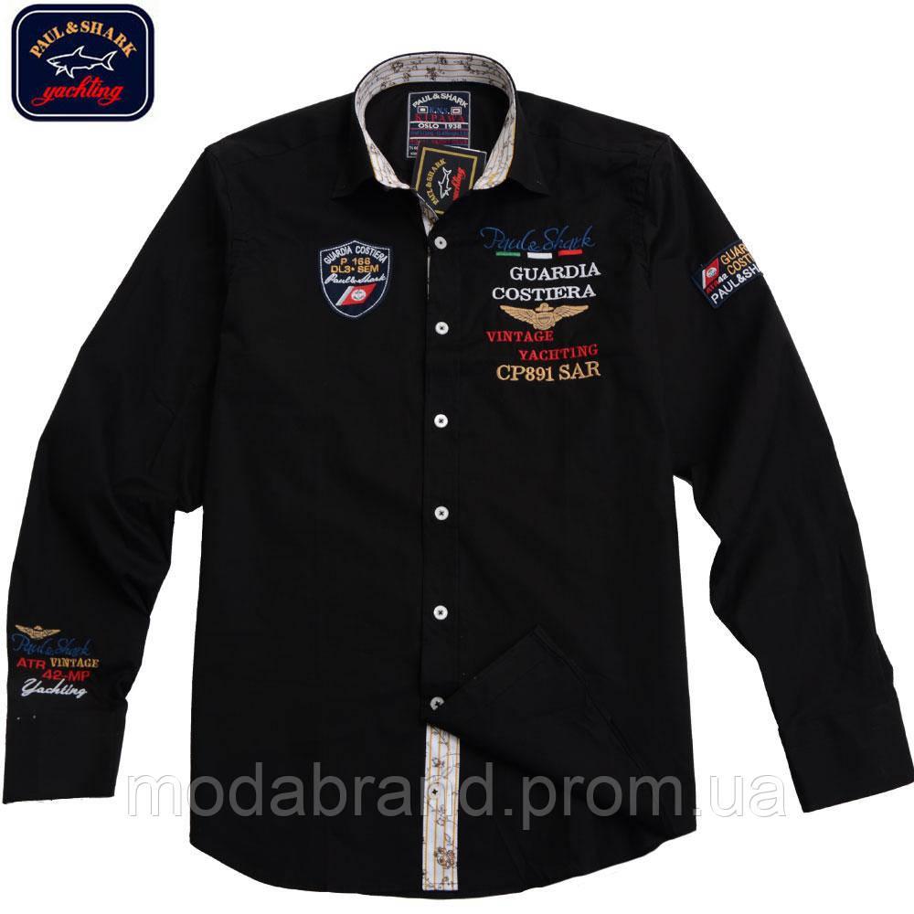 Стильная мужская рубашка Paul   Shark  продажа, цена в Киеве ... b5407b887f3
