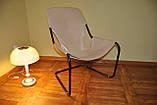 Кресло для отдыха в стиле лофт в коже, фото 5