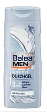 Гель для душа Balea men Sensitive 3 в 1 300 ml
