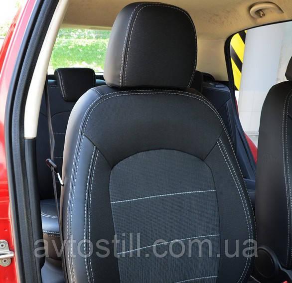 Чохли на авто Fiat Grande Punto 5D (2005-2014)