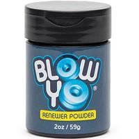 Пудра для ухода за секс-игрушками BlowYo Renewer Powder