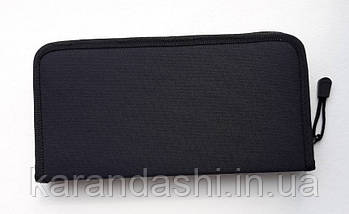 Пенал Pinax для кистей с короткой ручкой 14 отд + 2 кармана ZIPCASE-S-6-8, фото 2