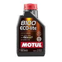 Масло моторное Motul 8100 Eco-lite 5W-30 1л