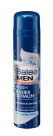 Пена для бритья Balea Men Fresh 300 мл, фото 2