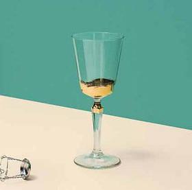 120288 Бокал для коктейля Wine Libbey с позолотой на ножке серия SPKSY 260мм