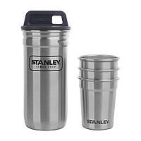 Туристический набор стопок Stanley Adventure 0,59ML Стальной (01705-017)