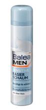Пена для бритья Balea men Rasier Schaum Sensitive 300мл